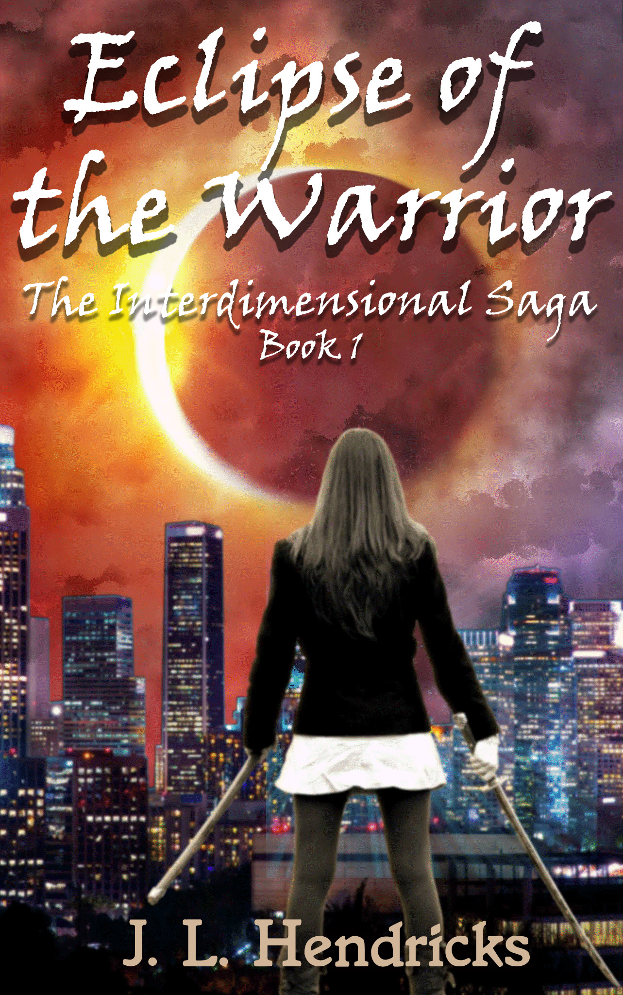 Eclipse of the Warrior is now only $0.99!