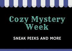 Cozy Mysteries for #FreebieFriday on #InstaFreebie