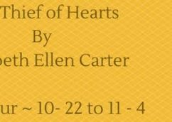 The Thief Of Heart – Just in Time for Christmas!