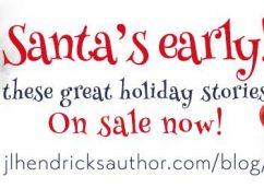Christmas Books Galore! Come and get 'em!