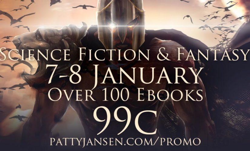 99c Scifi and Fantasy Sale!