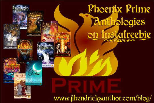 Phoenix Prime Anthologies on #InstaFreebie!
