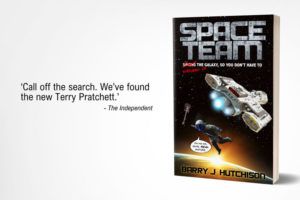 Space Team has launched! Grab your copy!