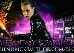 Urban Fantasy & Paranormal #FreebieFriday on #Instafreebie