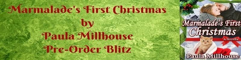 Marmalade's First Christmas by Paula Millhouse