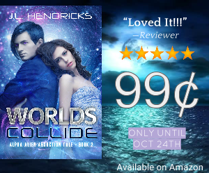 Worlds Collide Snippet 3 – Just in time for the release!