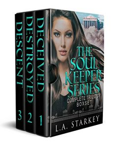 Soul Keepers Boxed Set