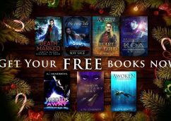 FREE on Amazon! – Worlds Away plus more books!