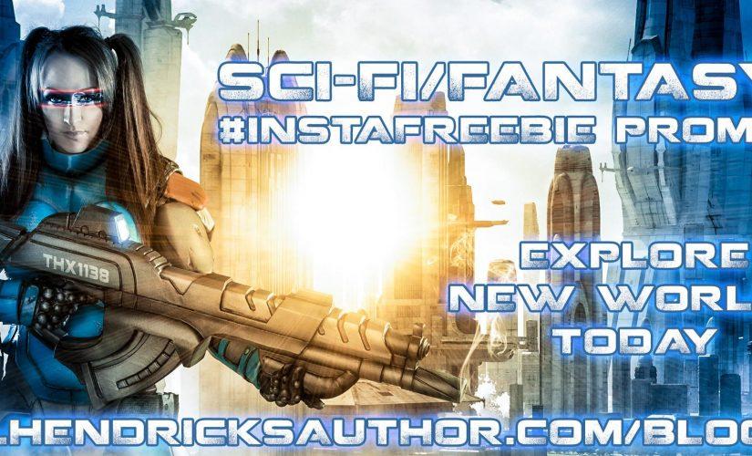 #Instafreebie Scifi & Fantasy