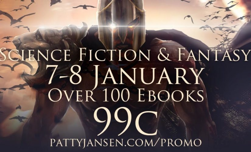 99c Scifi and Fantasy Sale!