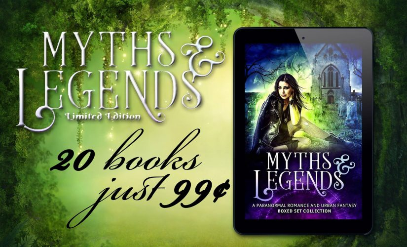 Myths & Legends Is Here, This Week!