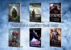 6 FREE Books On Amazon!