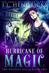 Hurricane of Magic