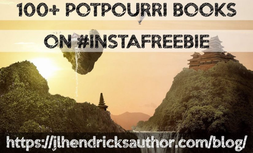 It's Potpourri (Multi-Genre) on #Instafreebie Time Again!! Yeah!!!