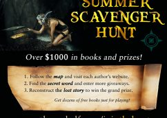 YA Scavenger Hunt This June 1st!