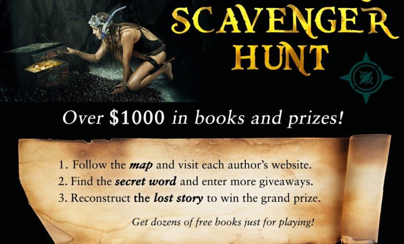 YA Scavenger Hunt This June 1st!