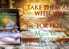 Multi-Author and Multi-Genre FREE BOOKS!!!!! Includes Christmas in July!