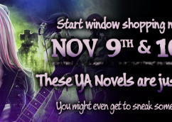 Extraordinary YA books on sale!