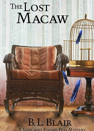 The Lost Macaw by B.L. Blair