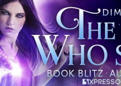 The Girl Who Sees book blitz!