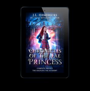 Fae Princess ebook image
