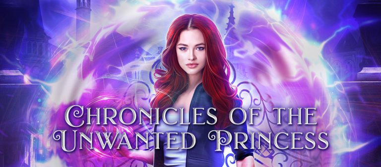 Chronicles of the Unwanted Princess Book 3: The Emerald Portal